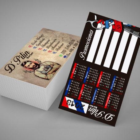 tarjetas brillantes 4x4